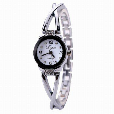 Lvpai P023 Women Watch Fashion Alloy Band Quartz Watches