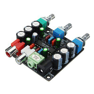 XR1075 Actuator Sound Motivating Machine High Resolution Single Power Supply with BBE Circuit Module