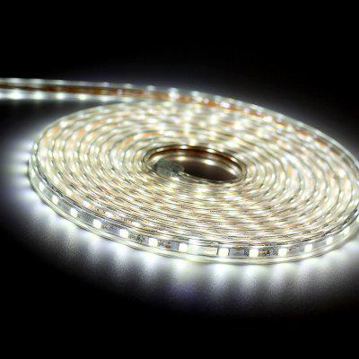 5050 220V LED Waterproof Decoration Light Strip