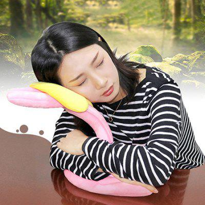 Multi-functional Neck Pillow Car Lunch Break Travel Pillow 1pc