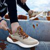 Outdoor Light Trainers Flying geweven mesh schoenen voor heren - GOLDENROD