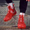 Male Fashion Casual Sports Shoes - RED