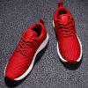 Casual Breathable Men's Sneaker - RED