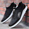 CF - F12 Men's Running Casual Shoes - BLACK