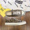 Low Cut Fashion Personality Tide Canvas Shoes - MULTI-A