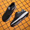 Men's Sneakers Autumn Breathable Casual Large Size - GRAY