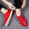 Simple Creative Men's Sneaker - RED
