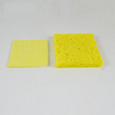Soldering Iron Sponge Cleaning Sponge High Temperature Sponge