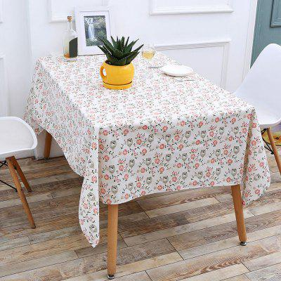 140 x 200cm Household Fresh Rectangular Tablecloth