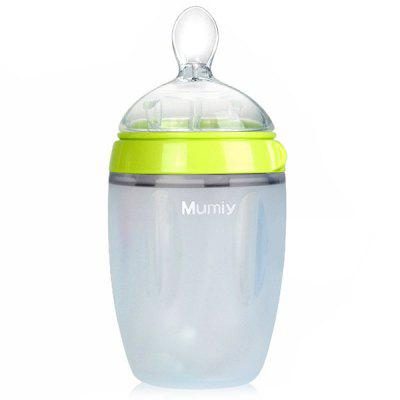 Mumiy MMY - 1013 Silicone Wide Mouth Rice Paste Feeding Bottle
