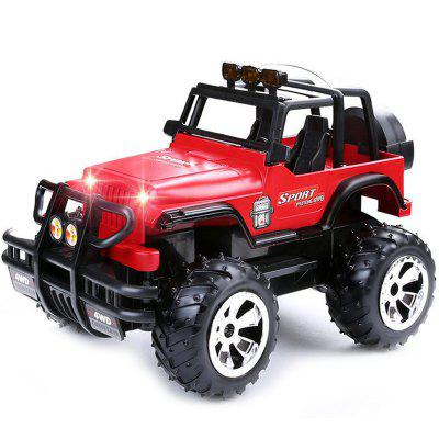 358A Large Off-road Vehicle Drift Charging Remote Control Car Toy