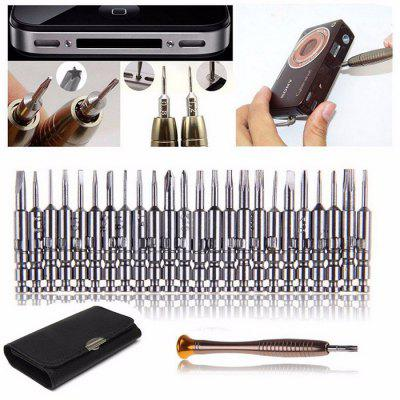 25 in 1 Multifunctional Screwdriver Combination Repair Tool