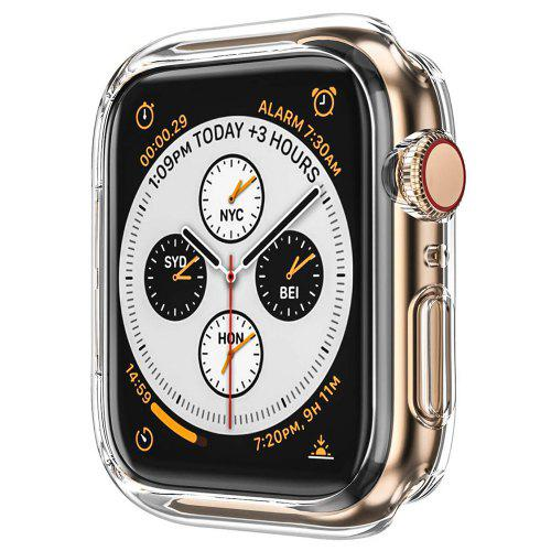 best website 2d7ac 4c712 Hat - Prince 2 in 1 TPU Protective Case with Screen Protector for Apple  Watch Series 4 40mm