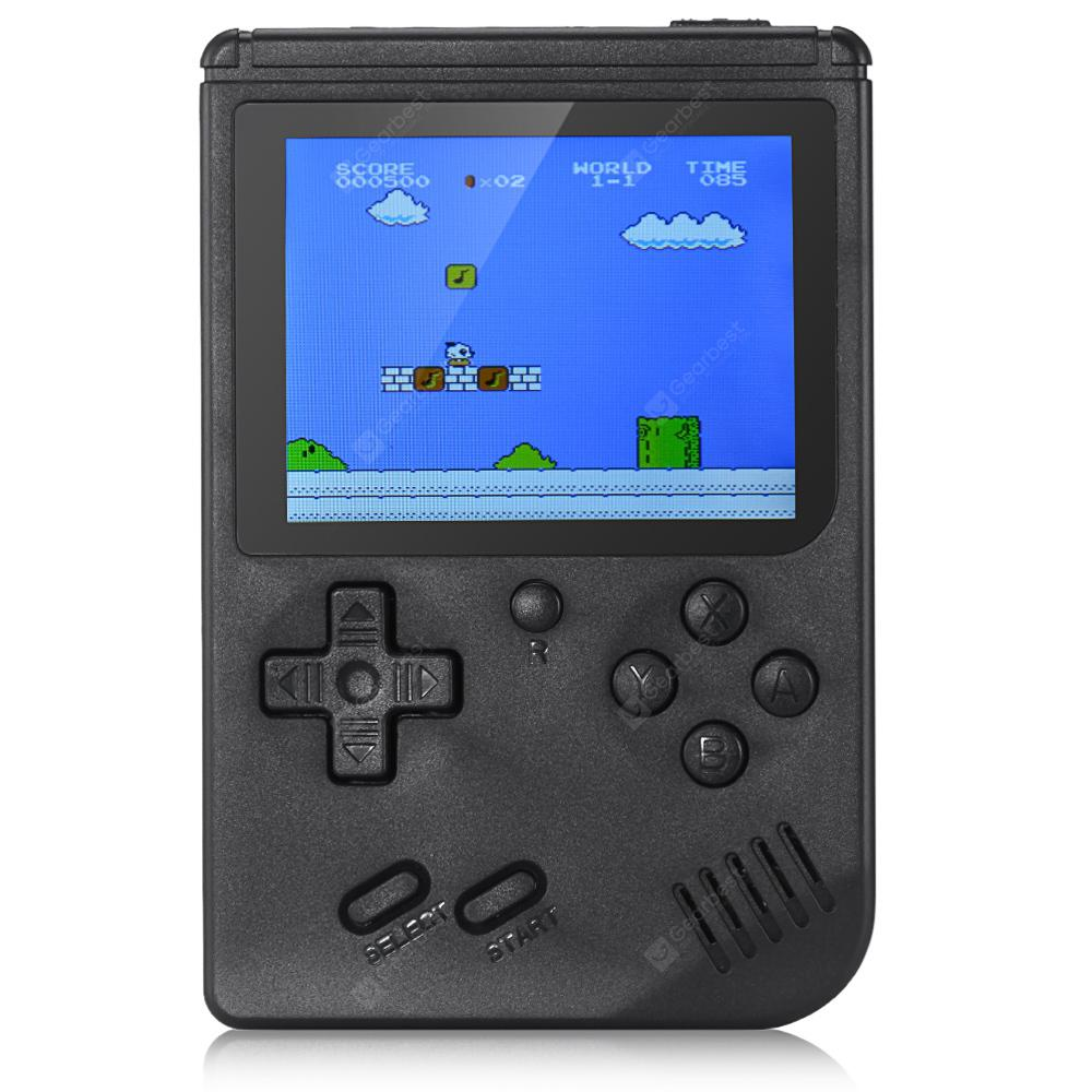 Gocomma RS - 6A Built-in 168 Nostalgic Classic Games Handheld Game Console
