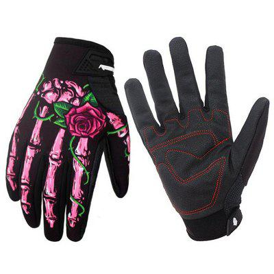 HC - FG106 Mountain Bike Motocross Protective Gloves