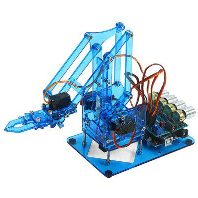 DIY Educational Robotic Claw Set for Arduino UNO R3