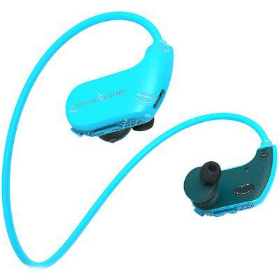 6506 Head-mounted Sports IPX8 Waterproof MP3 with 8GB Memory Swimming Headset