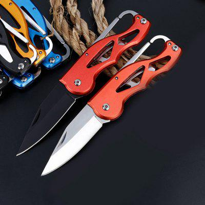 Modern Tactical High Hardness Folding Knife Field Survival Multi-function Folding Knife Outdoor Pocket Knife white blade