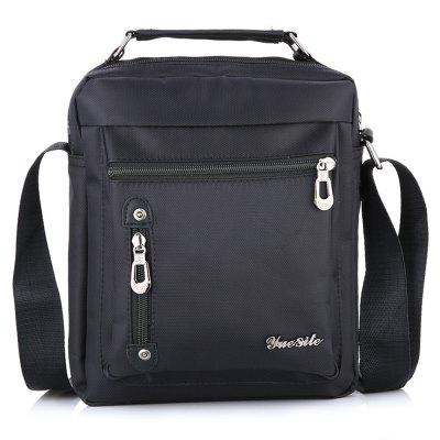 Men Classic Crossbody Bag Waterproof Durable