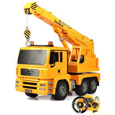 DOUBLEE E526 - 003 Engineering Truck Toy