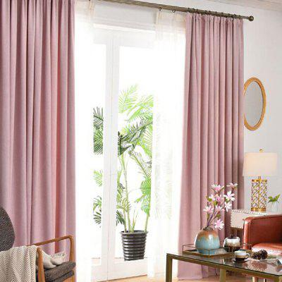 Cotton Linen Blackout Curtains