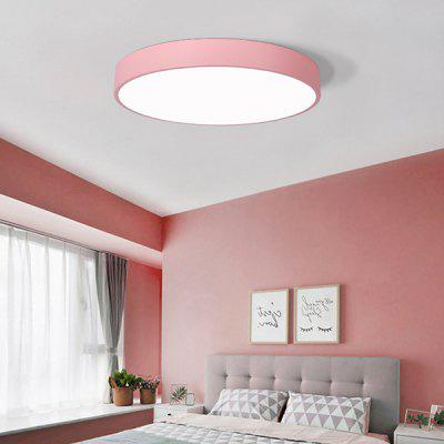 LJY1001 - 50 Simple Round Bedroom Living Room Lamp Ceiling light