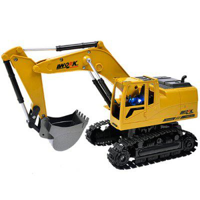 2.4G Alloy Wireless Remote Control Excavator