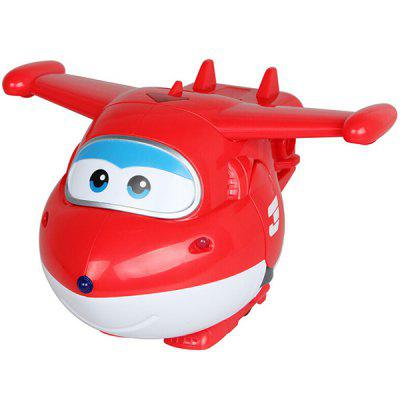 Changeable Body Mini Airplane Educational Toy