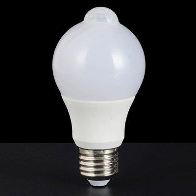 Led Human Body Induction Bulb Sound and Light Control Sensor Bulb