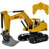 2.4G Alloy Wireless Remote Control Excavator - SZAFRAN