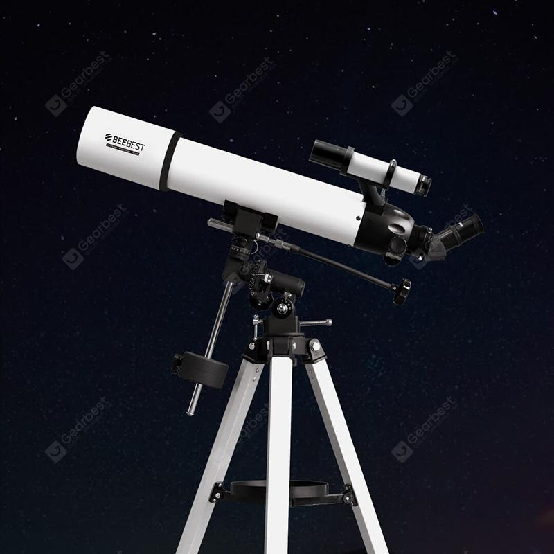 Beebest XA90 Twilight Monocular High-definition Low-light Night Vision Astronomical Telescope from Xiaomi youpin - White