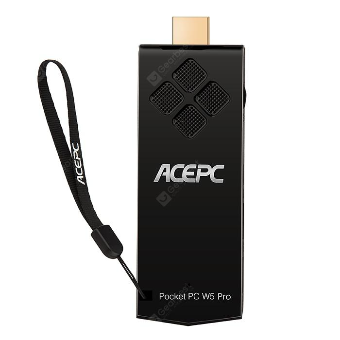 ACEPC W5 Pro Intel Atom X5 Z8350 Mini PC Stick