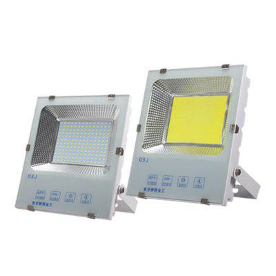 Proyector LED impermeable al aire libre 50W100W150W Proyector reflector LED Parche reflector LED