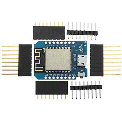 D1 Mini WiFi Rozvojová doska ESP8266 ESP - 12 4MB Flash modul