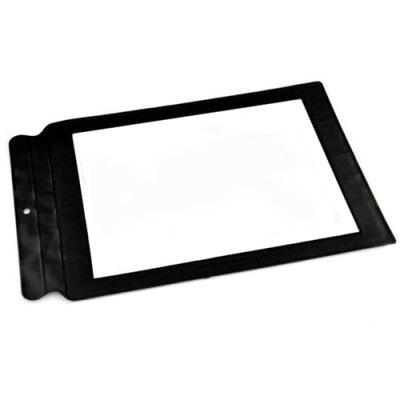 A4 Magnifier PVC Magnifier Card Magnifier Full Page Reading Magnifier