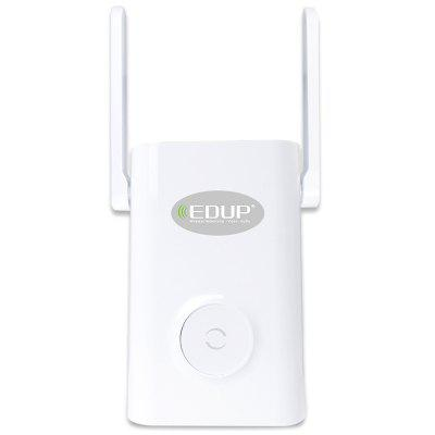 EDUP EP - AC2935 11AC 1200M Wall Socket WiFi Repeater Wireless Extender Signal Amplifier