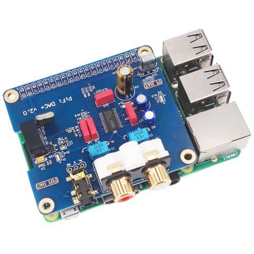 HiFi DAC Audio Sound Card Module for Raspberry Pi 3