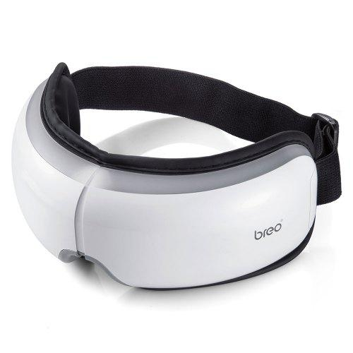Alfawise breo iSee4S Eye Massager Massage for Bright Eyes WHITE