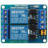 2 Channel 12V Relay Module for Auduino - SILK BLUE