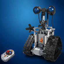 Gearbest 7112 DIY Remote Control Robot Assembled Building Blocks KIT