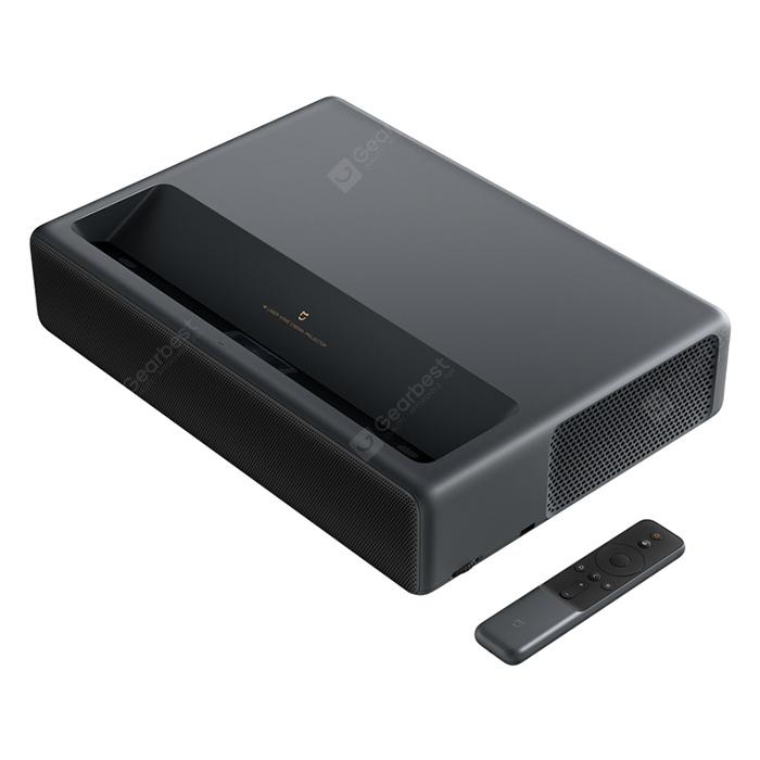 Xiaomi Mijia Laser Projector TV 4K- Black