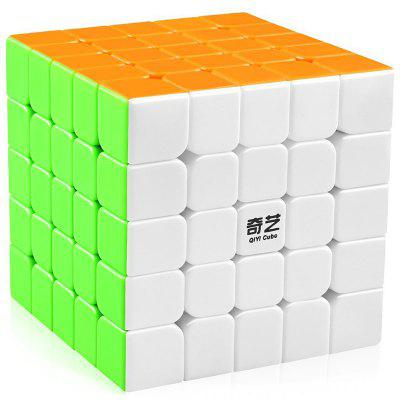 qiyi Smooth Puzzle Jucărie Magic Cube 5 x 5 x 5