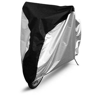 190T Rainproof Sunscreen Dustproof Polyester Bicycle Cover