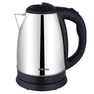 KONKA KEK  - 15DG1830 304 Stainless Steel Electric Kettle Large Capacity 1.8L