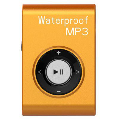 Waterproof Clip Swimming Mp3 Lossless Player Mp3 Waterproof Head Wear Sports Underwater MP3 Waterproof MP3