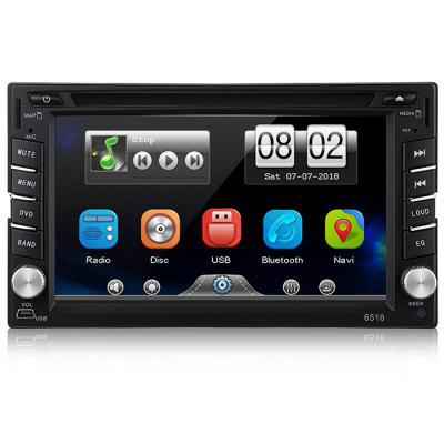 6.2 inch Car Player Bluetooth-aanraakscherm