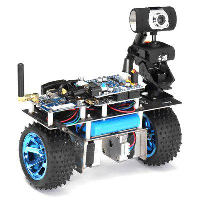 XiaoR_GEEK STM32 Self-Balancing Smart RC Robot Car WiFi Video Module APP Control Finished Version