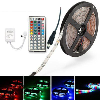 ZDM 5M 24W RGB SMD2835 Waterdicht LED-striplicht