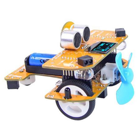 XiaoR_GEEK DIY Smart RC Car Infrared Control Programmable
