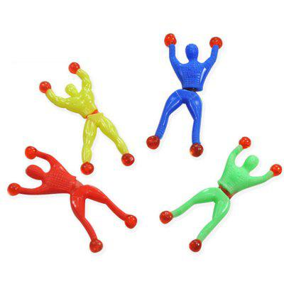 Climbing Wall Sticky Wall Climbing Wall Climber Traditional Toy Climbing Wall Spider